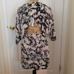 NWT Silk Rebecca Minkoff dress